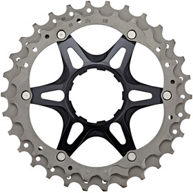 Shimano Grading CS-R9100 Cassette For 11-30 teeth with 2 pinions silver